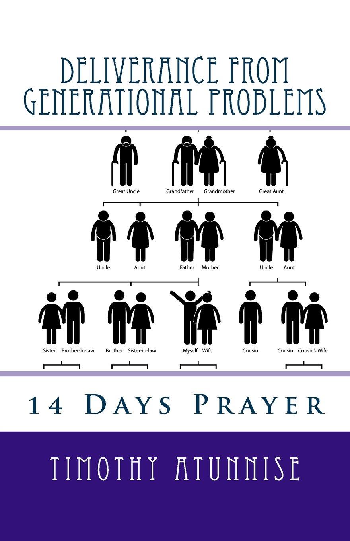 14 Days Prayer of Deliverance From Generational Problems pdf epub