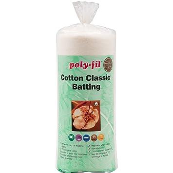 Amazon.com: Fairfield Organic Cotton Classic Batting, 45