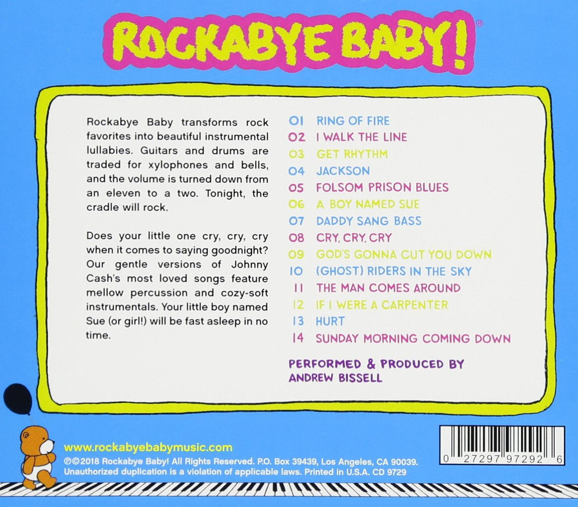 Lullaby Renditions Of Johnny Cash