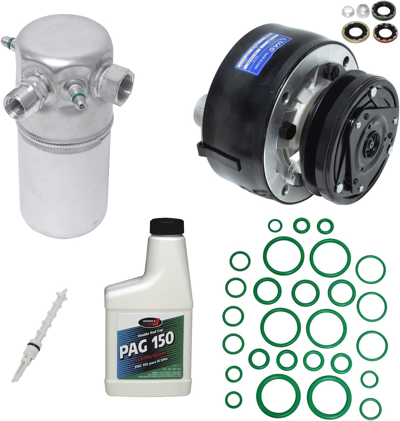 UAC KT 2443 A//C Compressor and Component Kit 1 Pack
