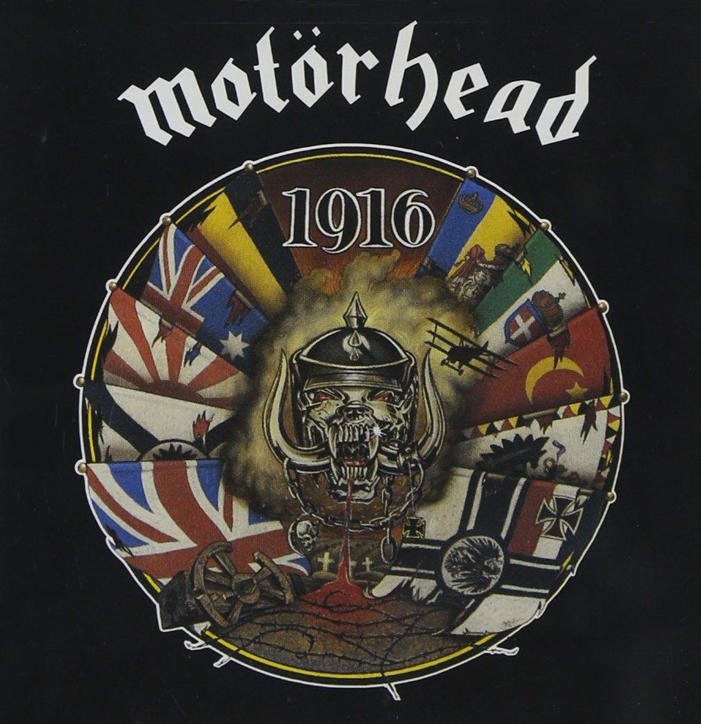 CD : Motorhead - 1916 (CD)