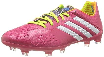 Adidas P Absolion LZ TRX FG Zapatos de Fútbol para Hombre, Rose-Blanc-