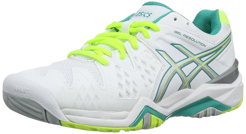 Asics Gel-Resolution 6, Chaussures de Tennis Femme 36 EU E550Y-0188
