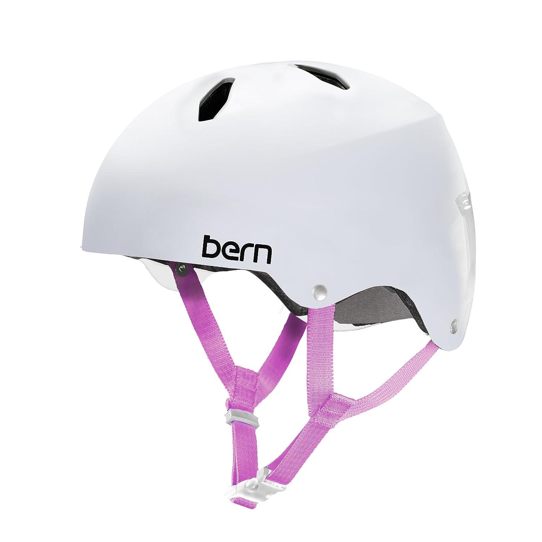 割引クーポン Bern Diabla Youthヘルメット B06XCP1QVN Medium|Satin White White MIPS Satin Satin Medium White MIPS Medium, TKP暮らしの必需品Shop:2174902d --- a0267596.xsph.ru