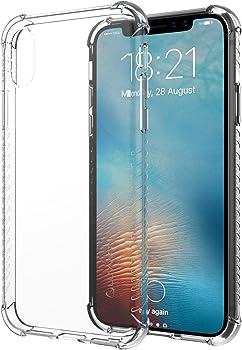 Luvvitt Clear Grip iPhone X Case