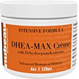 DHEA-MAX: DHEA Cream for Men and Women, Unscented, 2 Month Supply