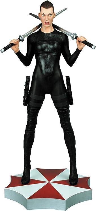 Resident Evil Afterlife Ninja Alice Statue 1 6 Scale 13 Statue
