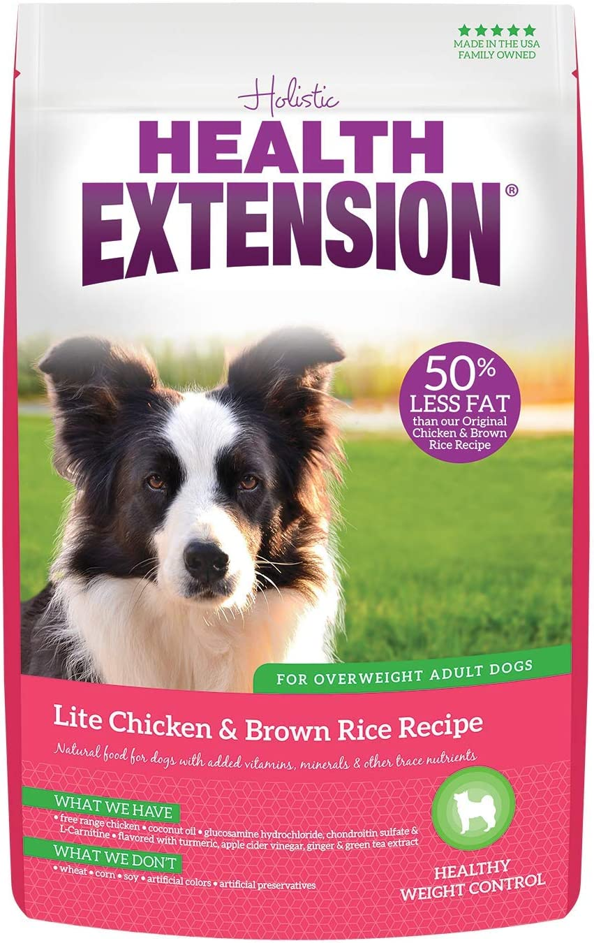 Health Extension Lite Chicken & Brown Rice Recipe