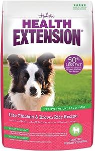 Health Extension Lite Chicken & Brown Rice Recipe, 1-Pound