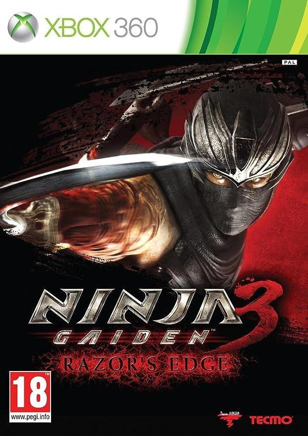 Ninja gaiden sigma 3 x360 nf [Importación francesa]: Amazon ...