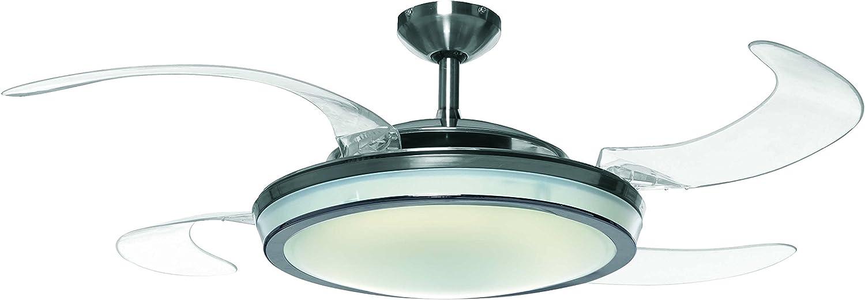 Fanaway 210898 EVO1 Prevail - Lámpara y ventilador de techo ...
