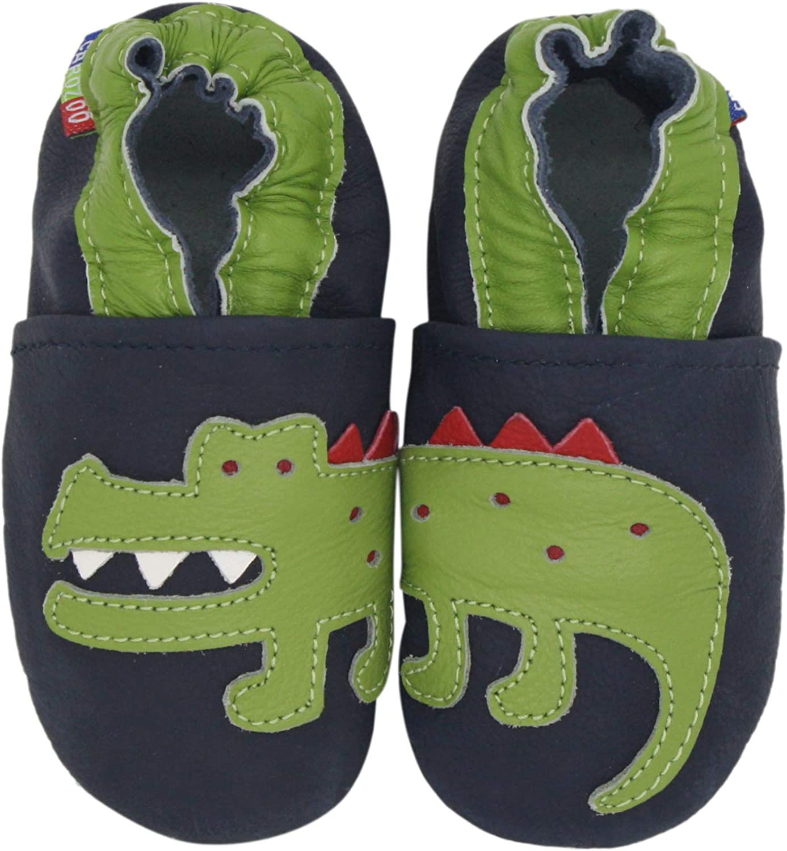Carozoo Chaussures Premiers Pas pour b/éb/é Fille