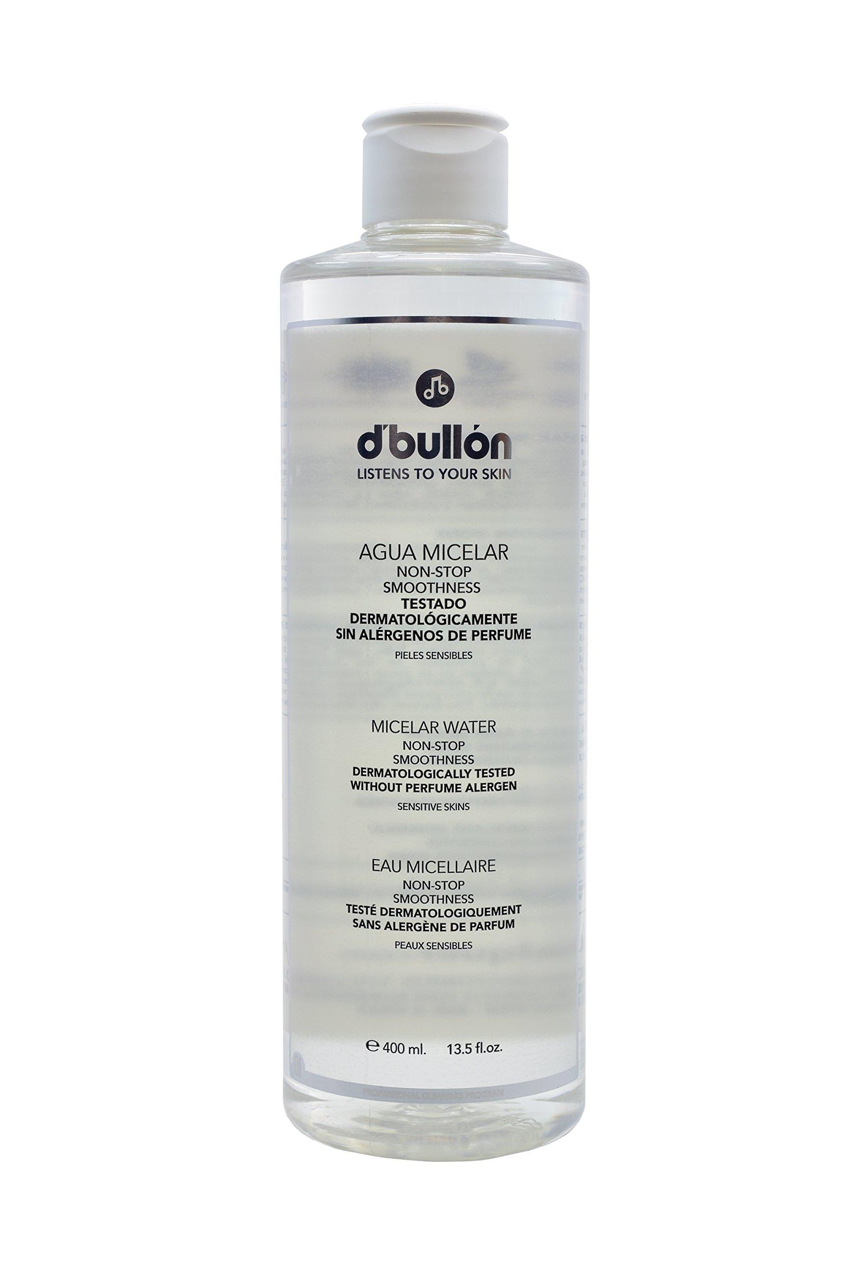 DBullón Agua Micelar para Pieles Sensibles. Desmaquilla y limpia - 400 ml product