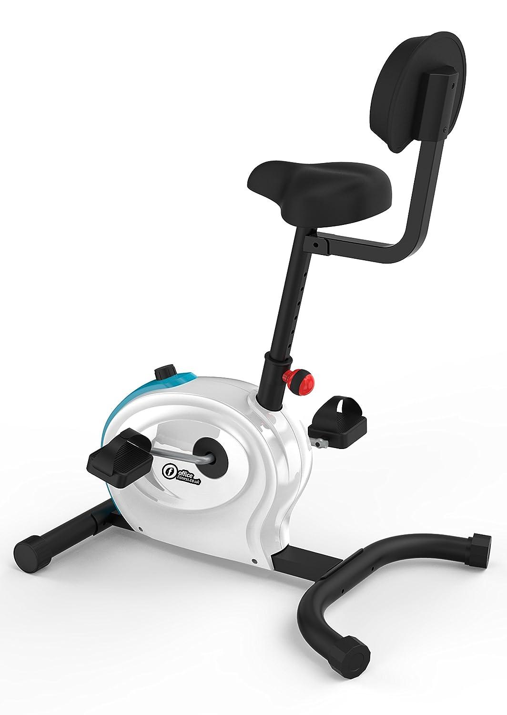 Büro Fitness FitBike-3 mit Widerstandsbändern