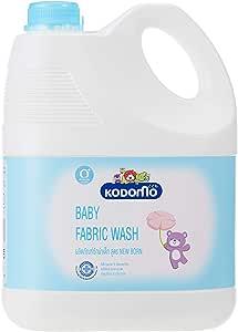 KODOMO Baby Laundry Fabric New Born 3000ml(4/c), 3000 milliliters