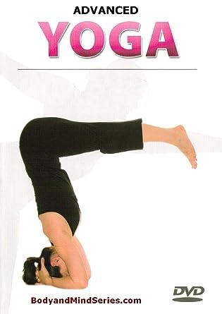 Amazon.com: Advanced Yoga: Gislaine, Carvell Production ...