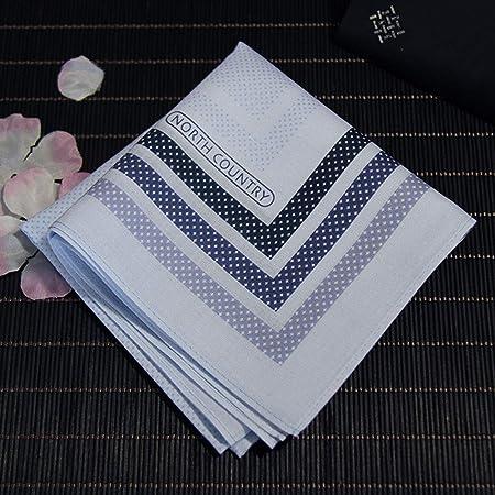 Pañuelos de 2 paquetes, pañuelo antibacteriano 100% algodón para hombres y mujeres: Amazon.es: Hogar