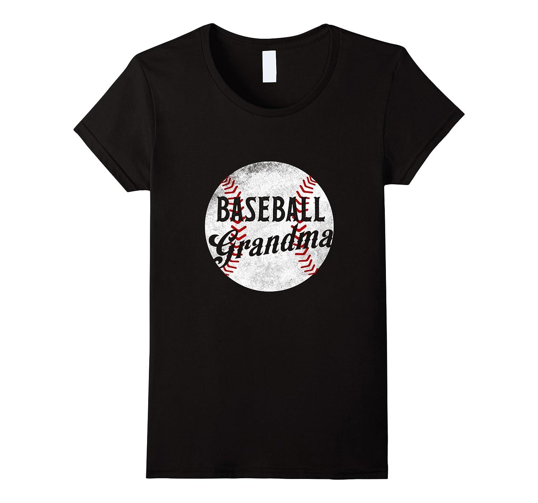 Proud Baseball Grandma I Love Sport Softball Nana Cool Gifts