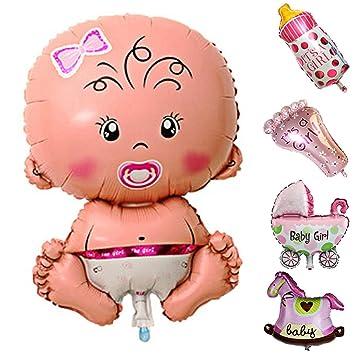 Amazon.com: Michael Palmer 5pcs/set globos decoraciones de ...