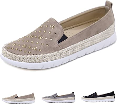 Stunner Faux Leather Slip-on