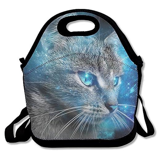 Galaxy Cat Kitty bolsa para el almuerzo - bolsa para el ...