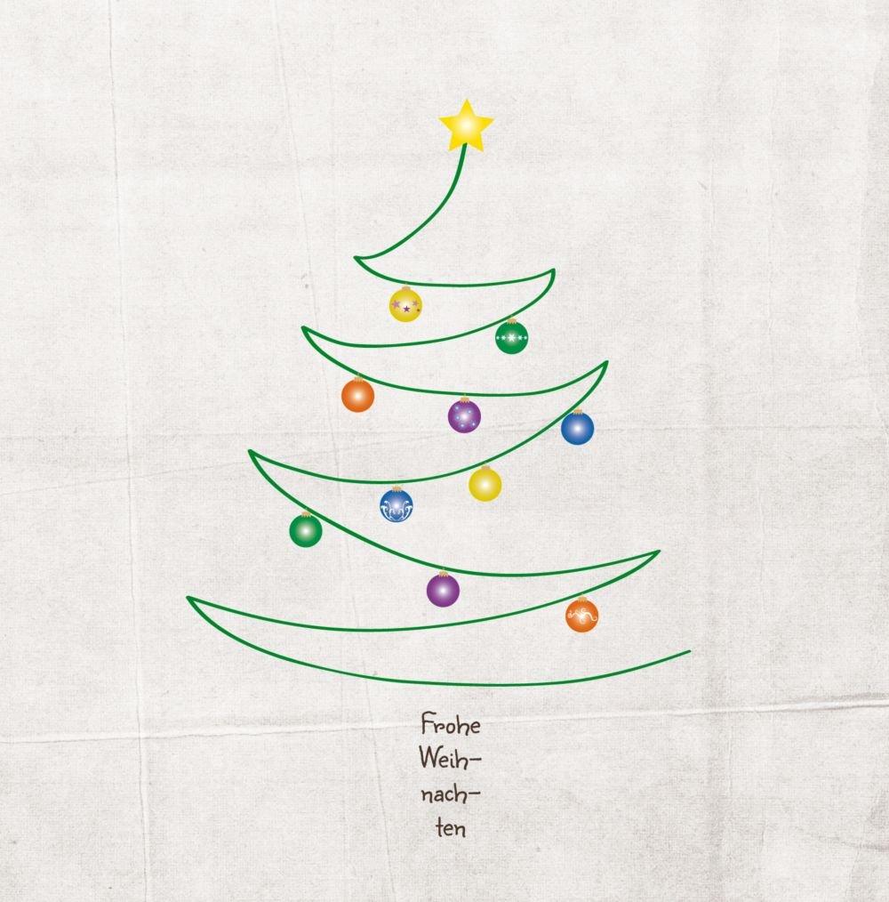 Kartenparadies Grußkarte Weihnachten Weihnachten Weihnachten Grußkarte Weihnachtsbaum, hochwertige Weihnachtsgrüße als Weihnachtskarte (Format  145x145 mm) Farbe  Hellgrün B01N74K08Y | Wirtschaft  | Neues Produkt  | Ausgezeichnetes Preis  ba4fdf