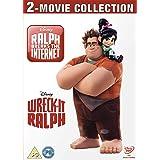 Wreck-It Ralph and Ralph Breaks the Internet Duopack [DVD] [2018]