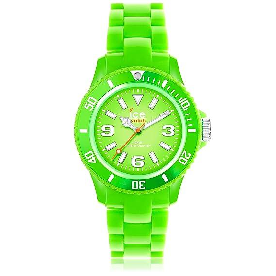 Ice-Watch - ICE solid Green - Reloj verde para Hombre (Unisex) con
