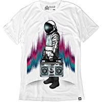 INTO The Am Men's Casual Short Sleeve Graphic