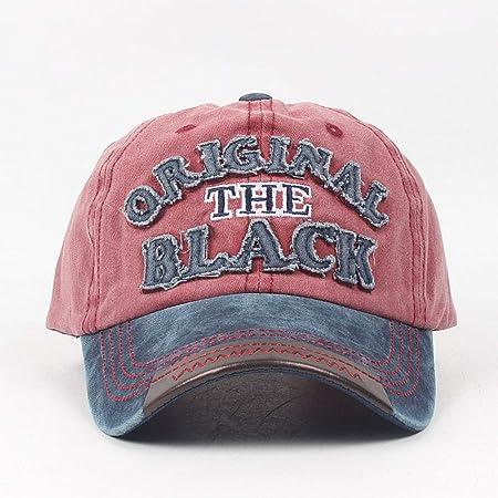 sdssup Gorra de béisbol Bordados Vintage Sombreros curvos ...