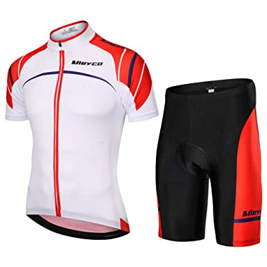 Mieyco Wholesale Short Sleeve Cycling Jerseys with Full Zipper 3 Packets (S) 49973d181