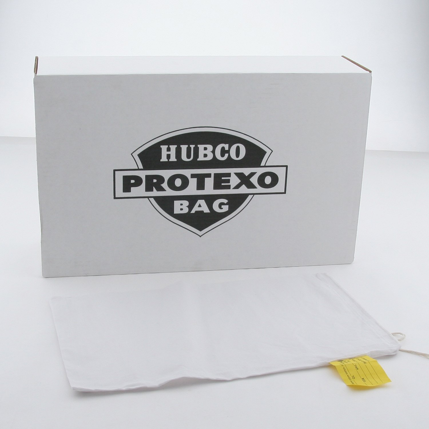 Hubco Soil Sample Bags 10''W x 17''D (box of 100)