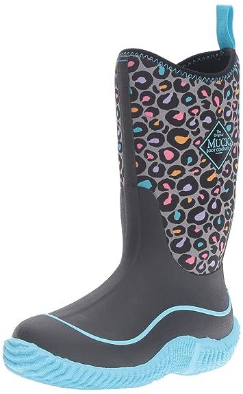 Amazon.com | Muck Boot Kids' Hale Pull-on Boot | Rain Boots