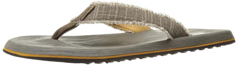 Skechers USA Fray Tanga de Algodã³n 42 EU|Marrón