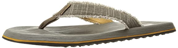 7ce1f3826a2f Skechers USA Men s Fray Cotton Thong available at Amazon for Rs.1608.65