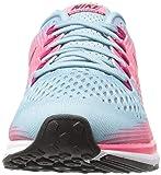 Nike Women's W Air Zoom Pegasus, Mica Blue/White
