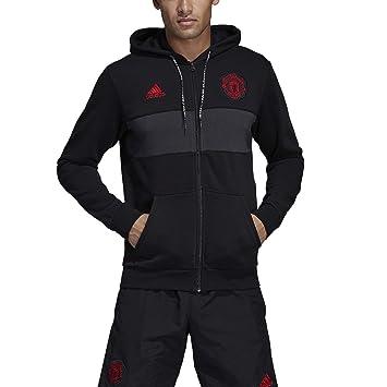 adidas Performance Manchester United Kapuzenjacke Herren