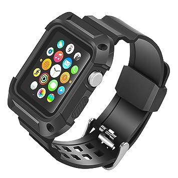 Apple Watch Banda, iitee a prueba de golpes resistente ...