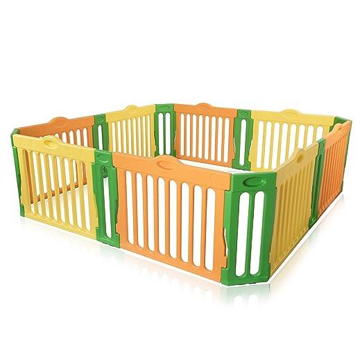 57 opinioni per Baby Vivo Box per Bambini Sicurezza Barriera Pieghevole Cancelletto Recinto