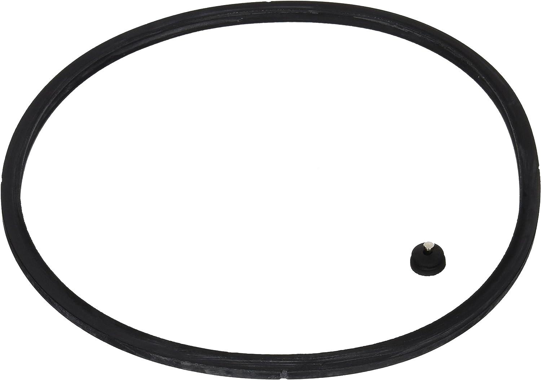 Presto 0 Pressure Cooker Sealing Ring/Automatic Air Vent Pack (3 & 4 Quart)