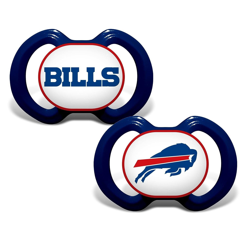 Baby Fanatic Buffalo Bills 2 Piece Pacifier Set