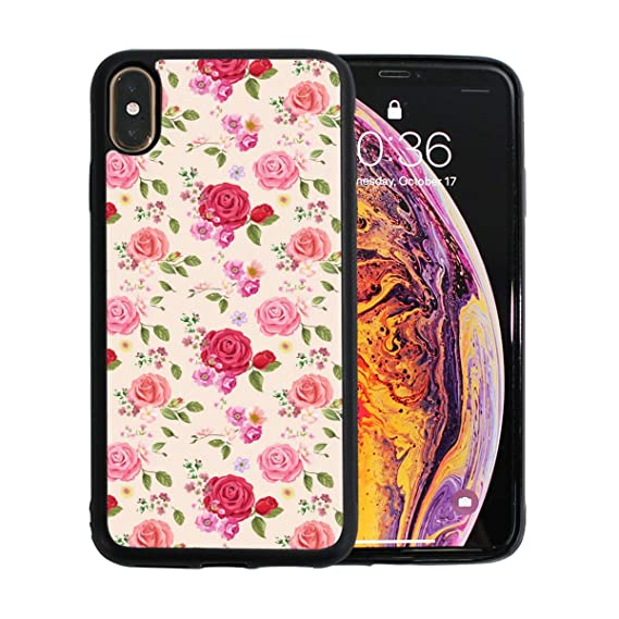 Amazon Com Can Make Wallpaper Roses Designed For Apple Iphone Xs