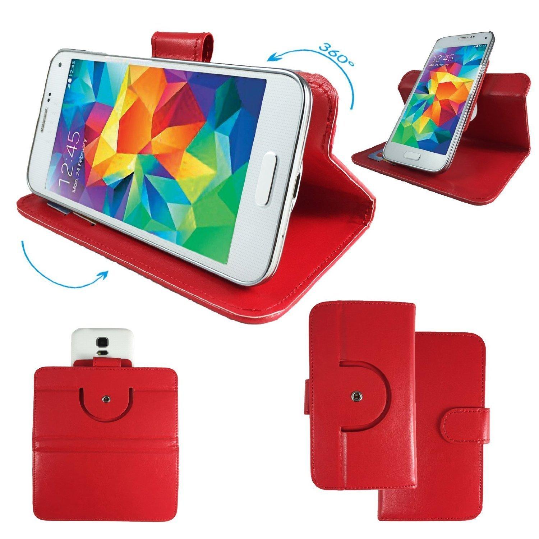 GOOPHONE V92 Pro Smartphone Funda/Funda con 360 ° Giratorio y ...