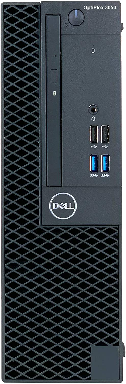 Dell Optiplex 3050 SFF Desktop - 7th Gen Intel Core i7-7700 Quad-Core Processor up to 4.2 GHz, 16GB DDR4 Memory, 512GB SSD + 1TB SATA Hard Drive, Intel HD Graphics 630, DVD Burner, Windows 10 Pro