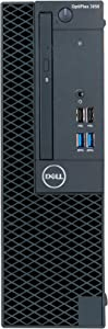 Dell Optiplex 3050 SFF Desktop - 7th Gen Intel Core i7-7700 Quad-Core Processor up to 4.2 GHz, 32GB DDR4 Memory, 512GB SSD + 1TB SATA Hard Drive, Intel HD Graphics 630, DVD Burner, Windows 10 Pro