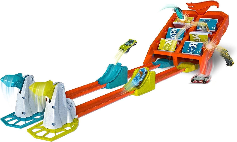Mattel Hot Wheels Campeón de choques, pistas coches de juguetes niños +4 años, multicolor GBF89: Amazon.es: Juguetes y juegos