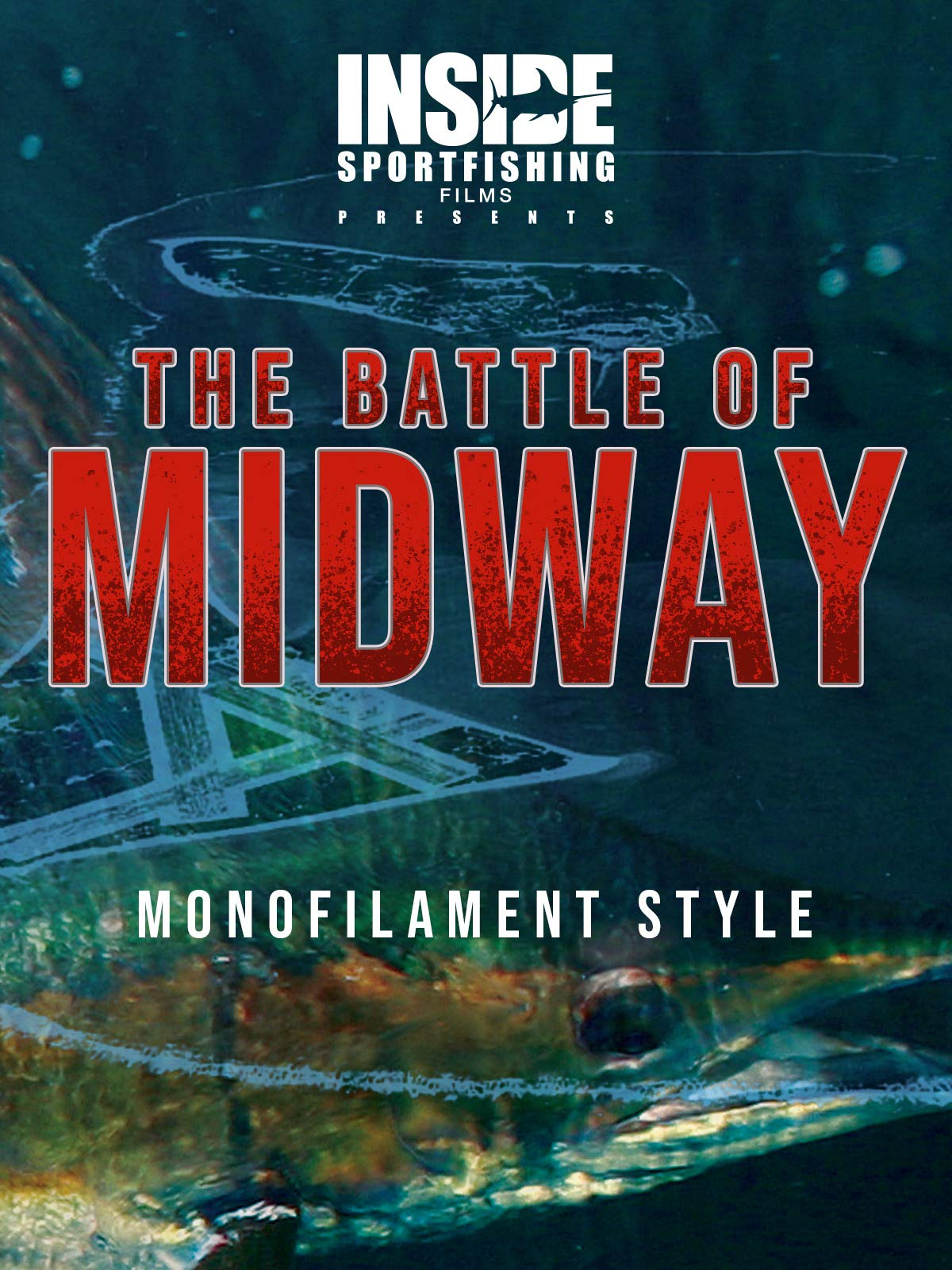 Battle of Midway -Monofilament Style