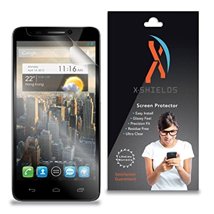 Amazon.com: XShields© (2-Pack) Screen Protectors for Alcatel ...