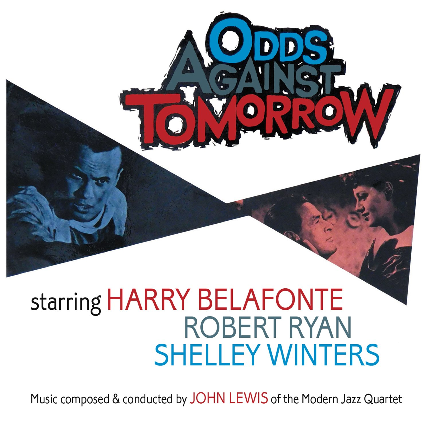 CD : John Lewis - Odds Against Tomorrow (original Soundtrack) (United Kingdom - Import)