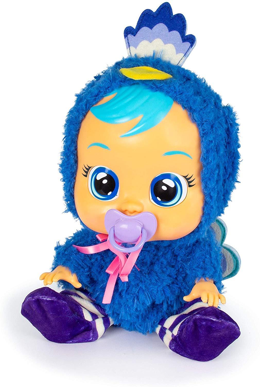 IMC Toys Bebés Llorones - Wandy Pavo Real (93201)